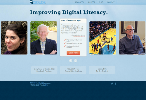 Scott D. Meyer CoFounder of 9Clouds: Improving Digital Literacy